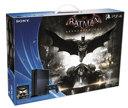 Sony PlayStation 4 System Batman Arkham Knight Bundle