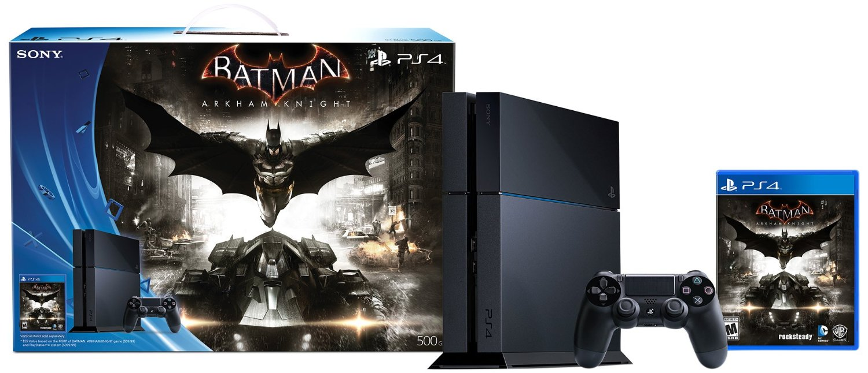 Batman Arkham Knight 500GB Bundle