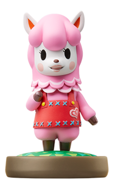 amiibo Reese Animal Crossing