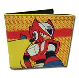 Mega Man X6: Zero Bi-Fold Wallet