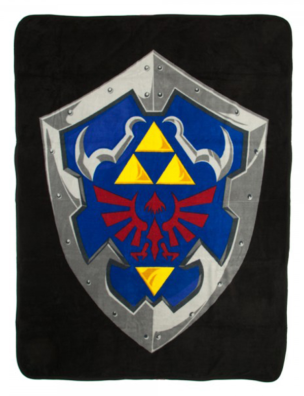 Nintendo Legend of Zelda: Hylian Shield Throw
