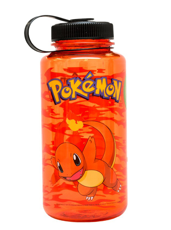 Pokemon Charmander Water Bottle