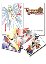 Tales of Symphonia: Playing Cards