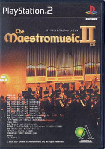 The Maestromusic II w/ Baton
