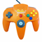 Nintendo 64 Pokemon Pikachu Orange Controller