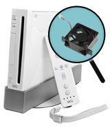Nintendo Wii Repairs: Cooling Fan Replacement Service