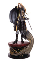 Castlevania Symphony of the Night: Alucard Statue