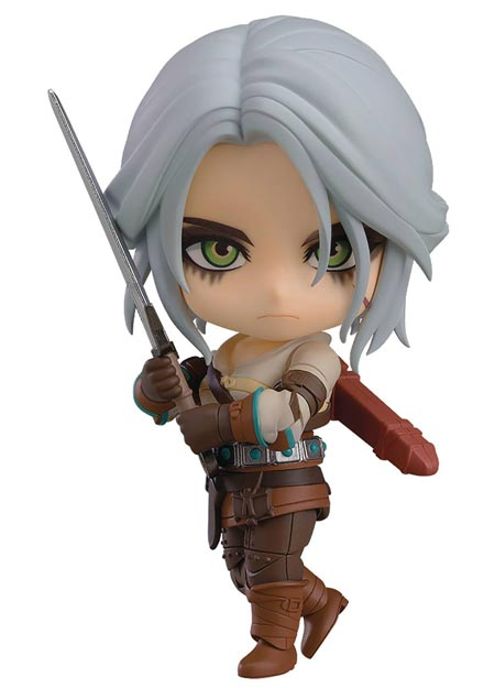 Witcher 3 Wild Hunt: Ciri Nendoroid