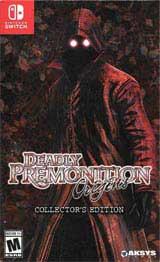 Deadly Premonition Origins Collector's Edition