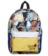 Disney's Beauty & the Beast Sublimated Print Backpack