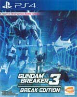 Gundam Breaker 3 Break Edition
