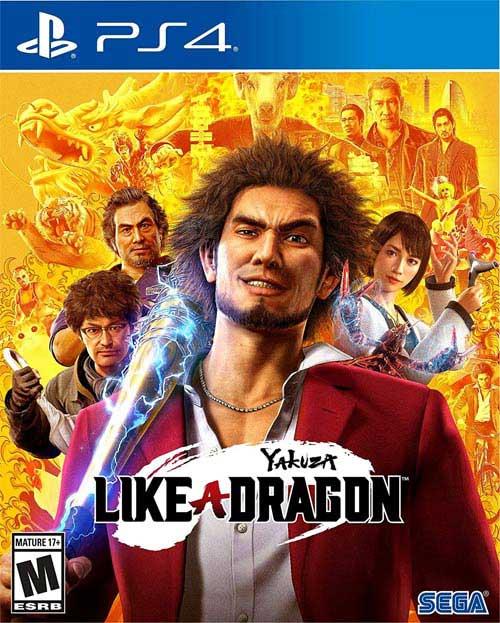 Yakuza: Like A Dragon Standard Edition