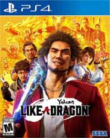 Yakuza: Like A Dragon Standard Edition
