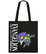 Neon Genesis Evangelion EVA Unit-01 Canvas Tote Bag