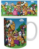 Super Mario Characters 11oz Mug