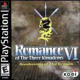 Romance of the Three Kingdoms VI