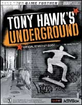 Tony Hawk Underground Offical Strategy Guide