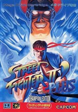 Street Fighter II Plus: Champion Edition