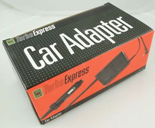 Turbo Express Car Adapter By NEC