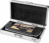PSP Aluminum Safe Carrying Case by Intec