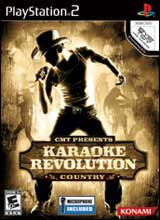 Karaoke Revolution Country Bundle