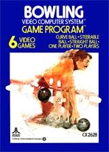 Bowling by Atari