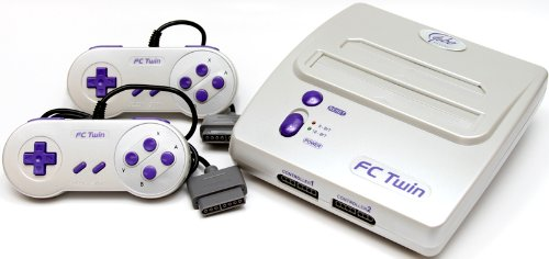FC Twin NES / S-NES Pearl White System