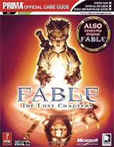 Fable Lost Chapters Official Strategy Guide