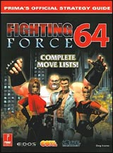 Fighting Force 64 Official Strategy Guide