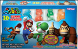 Nintendo 3D Gummy Candies in Theater Box