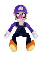 Nintendo Waluigi 11 Inch Plush
