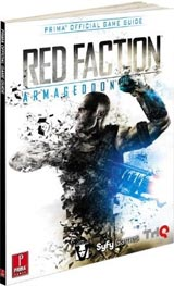 Red Faction: Armageddon Official Guide