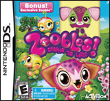Zoobles! Spring to Life! with Toy