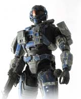 Halo: Commander Carter 1/6 Scale Figure
