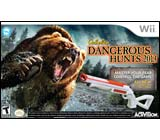 Cabela's Dangerous Hunts 2013 with Gun