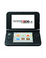 Nintendo 3DS XL System Black
