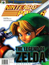 Nintedno Power Volume 114 Zelda: Ocarina of Time