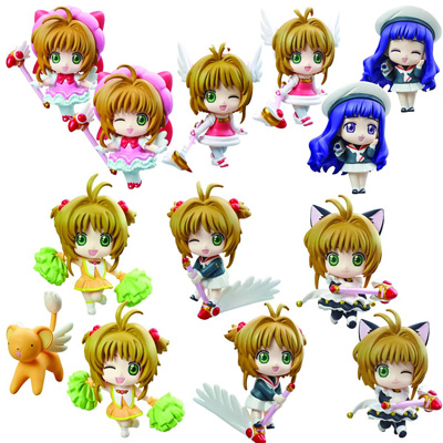 Cardcaptor Sakura PS Petit Chara Land