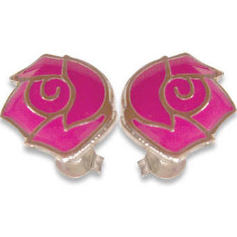 Sailor Moon Earrings (Sailor Jupiter)