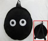 My Neighbor Totoro Black Soot Plush Backpack