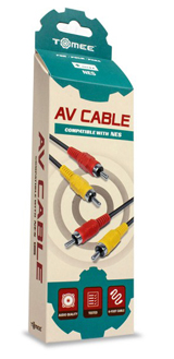NES 2 Prong AV Cable