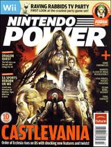 Nintendo Power Volume 230 Castlevania: Order of Ecclesia