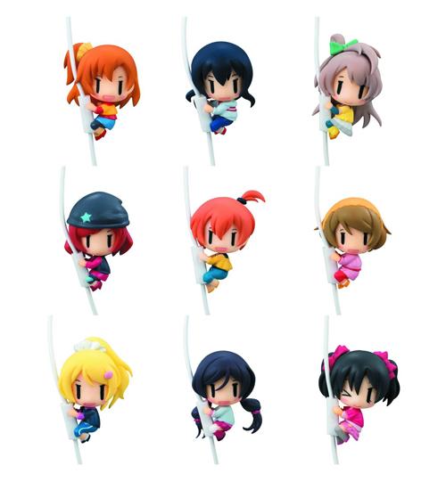 Love Live Cord Mascots