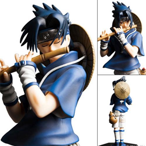 Naruto DPCF Sasuke Uchiha 9 Inch PVC Figure