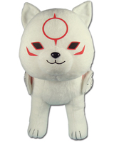 Okami Den: Chibiterasu Standing 12 Inch Plush