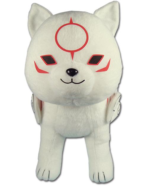 Okami Den: Chibiterasue Standing 12 Inch Plush
