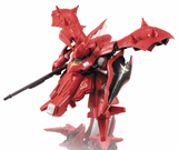 MS Gundam MSN-04II Nightingale Figure