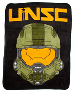 Halo USNC Helmet Throw