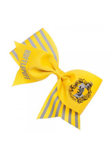 Harry Potter Hufflepuff Yellow Cheer Bow