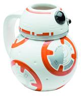 Star Wars E7 BB-8 Molded 12oz Ceramic Mug